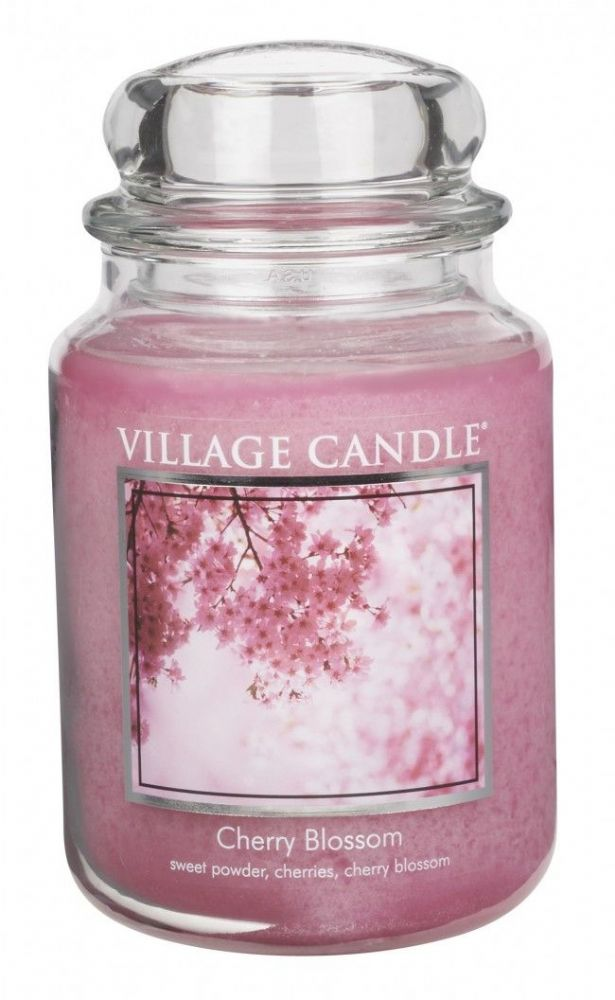 Village Candle Cherry Blossom (Select Size)